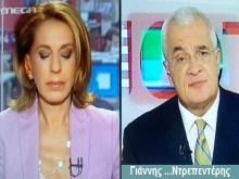 Ανάθεσαν στον «δεν Ντρεπεντέρη» να γελοιοποιήσει και τον πρύτανη του Πανεπιστημίου Αθηνών!!!