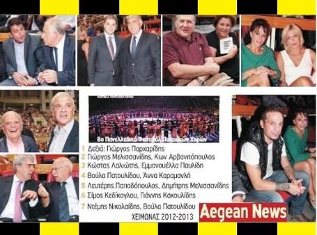 ΜΕΛΙΣΑΝΙΔΗΣ AEGEAN 1