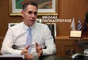 ΚΥΠΡΟΣ: Την παραίτηση του απατεώνα υπουργού οικονομικών Σαρρή, ζητά ο Νικόλας Παπαδόπουλος (ΔΗ.ΚΟ.)