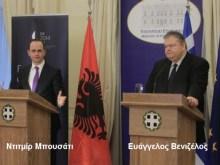 Ο Βενιζέλος δεν βλέπει την ώρα να βάλει την Αλβανία στην Ευρωπαϊκή Ένωση!