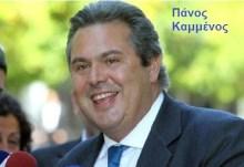 """Πάνος Καμμένος, """"Δεν υπάρχει θέμα διαχωρισμού Κράτους –Εκκλησίας, η Ελλάδα είναι ένα Ορθόδοξο κράτος"""""""