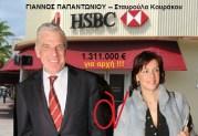 """Εγγύηση 50.000 ευρώ για το """"πόθεν έσχες"""" Παπαντωνίου"""