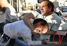 Εξοργισμένος ο Σαμαράς-Μπενάκης, πανέτοιμος και αποφασισμένος για συγκρούσεις!!!