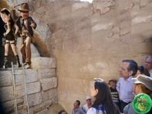 Λάρα Κροφτ και Ιντιάνα Τζόουνς έρχονται στον τάφο της Αρχαίας Αμφίπολης!!!…