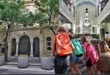 ΚΑΤΑΓΓΕΛΙΑ: Διεστραμμένα κεφάλια του Υπουργείου κατάργησης της Ελληνικής Παιδείας και εβραιοπαράγοντες της Θεσσαλονίκης, εξαναγκάζουν μαθητές …Δημοτικού και Γυμνασίου, να επισκέπτονται εβραϊκές συναγωγές!!!…