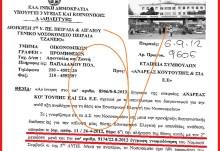 ΣΚΑΝΔΑΛΟ απ΄ ευθείας ανάθεσης  στο Τζάνειο Νοσοκομείο Πειραιά — Επώνυμη καταγγελία!!!