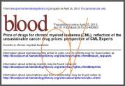 """ΤΟΥ ΛΟΓΟΥ ΤΟ ΑΛΗΘΕΣ: Ούτε ένας """"Έλληνας"""" ανάμεσα στους ογκολόγους που καταγγέλουν τις ακριβές τιμές φαρμάκων!!!"""