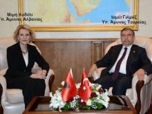 Η Τουρκία βλέπει την Αλβανία ως μεγάλο σύμμαχό της….