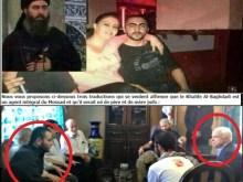Ο Εβραίος ηθοποιός και πράκτορας της Μοσάντ και της CIA, Elliot Shimon, ήταν ο Abu Bakr al-Baghdadi