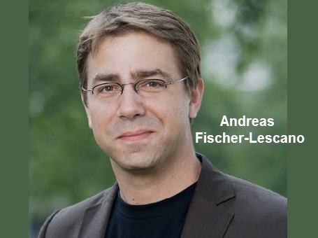 Andreas Fischer-Lescano ΓΕΡΜΑΝΟΣ ΚΑΘΗΓΗΤΗΣ