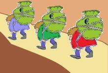 Παγιδευμένοι στο ευρωπαϊκό περιθώριο