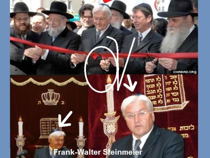 Frank-Walter Steinmeier -- Berlin Jews celebrate new Chabad center 2