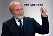 Ο σιωνιστής πρόεδρος του IFO Hans-Werner Sinn, συμφωνεί απόλυτα με… Καζάκη και… Μιχαλολιάκο και ξαναδείχνει… τρύπια δραχμή!!!!