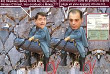"""Στον εισαγγελέα για ανακριβή δήλωση ο Βελόπουλος, το """"καθαρό χέρι του Καρατζαφέρη"""" στη Θεσσαλονίκη"""