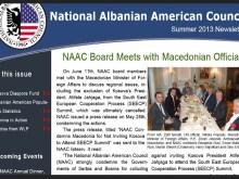 Αγαπητέ κύριε Ρόντος. Συνδέεστε με αυτή την αλυτρωτική Αλβανική οργάνωση;