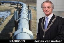 Ολόκληρη η Ευρώπη κινδυνεύει από το μονοπώλειο διακίνησης φυσικού αερίου με τον NABUCCO.