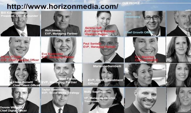 horizon media com -ΙΣΡΑΗΛ