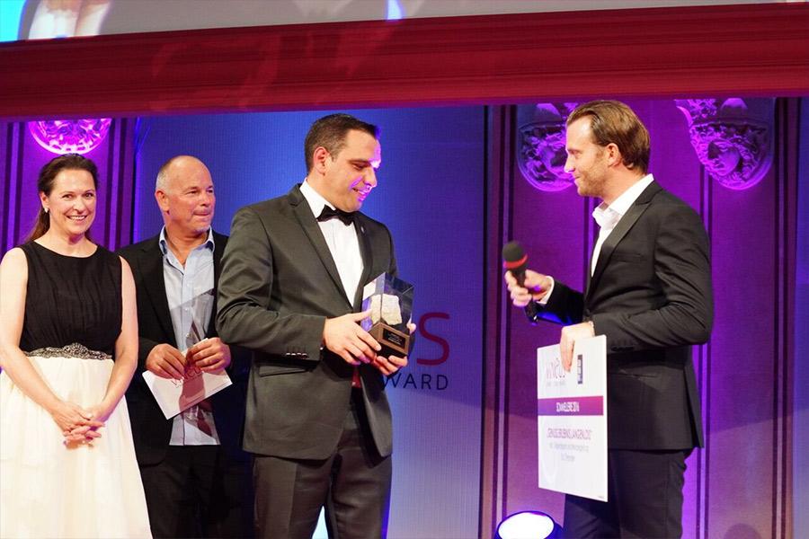 Tiroler Sommelierverein Vineus Award 2016