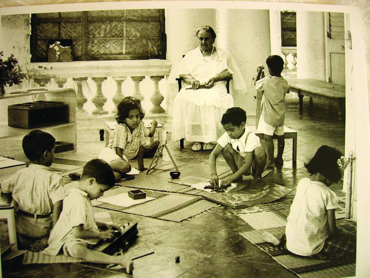 The Montessori Story