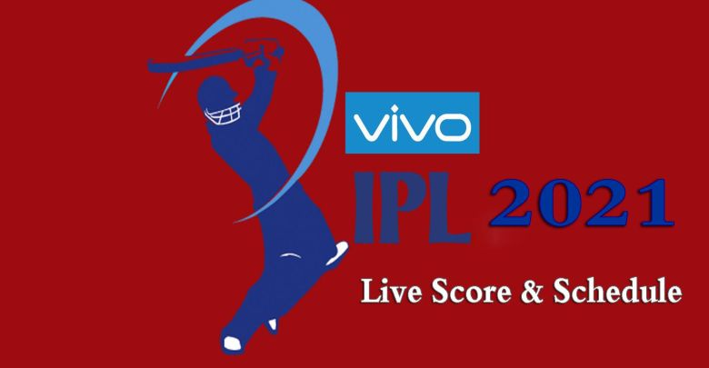 IPL Live Match 2021