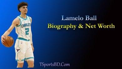 Lamelo Ball Biography