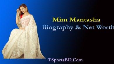 MIm Mantasha Biography