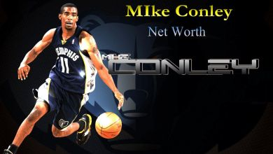 Mike Conley Net Worth