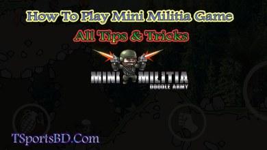 Mini Militia Games