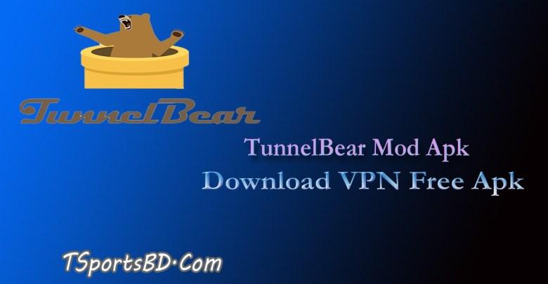 Tunnelbear mod apk For PC