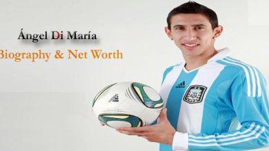 Ángel Di María Net Worth