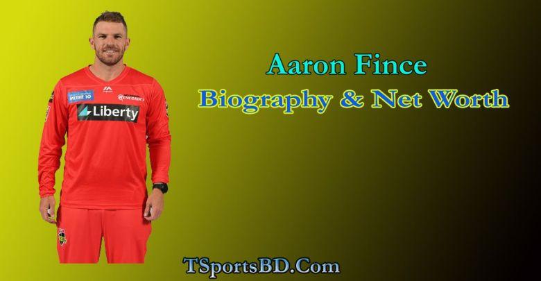 AAron Fince Net Worth