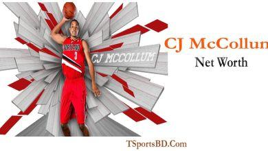 CJ McCollum Net Worth & Biography