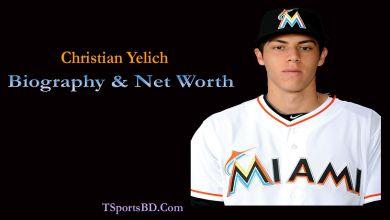 Christian Yelich Net Worth
