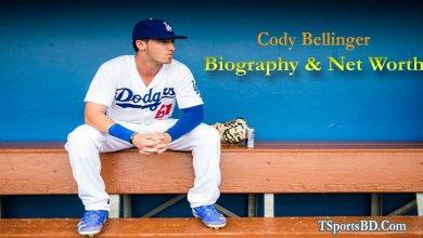 Cody Bellinger Net Worth