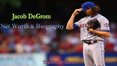 Jacob DeGrom Net Worth