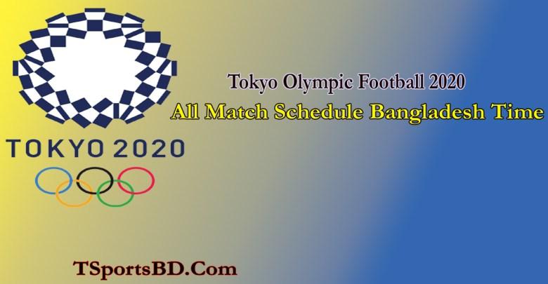 Tokyo Football Match 2021