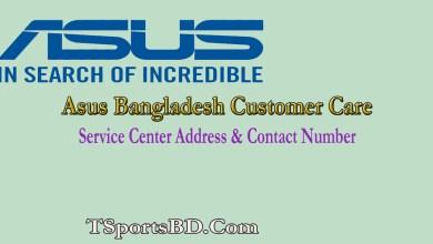 Asus Bangladesh Customer Care