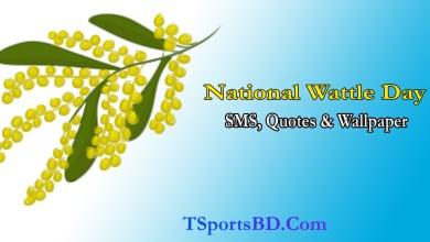 National Wattle Day