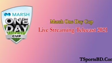 Marsh One Day Cup Live