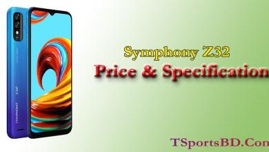 Symphony Z32 Price