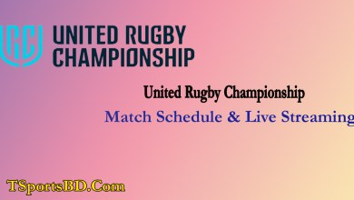 United Rugby Championship Live Match