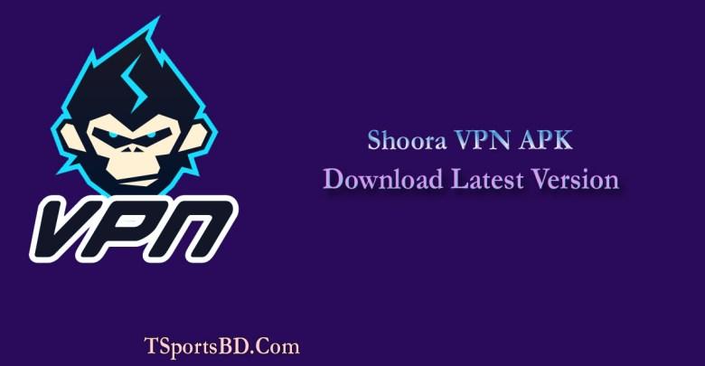 Shoora VPN MOD APK