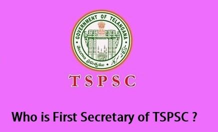 Appointed Telangana TSPSC Secretary Parvati Subramanyam