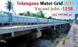 Telangana Water Grid 2015