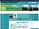 Official Website link of Telangana(TS) Government – www.telangana.gov.in