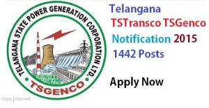 telangana-power electricity-jobs-transco-tsgenco