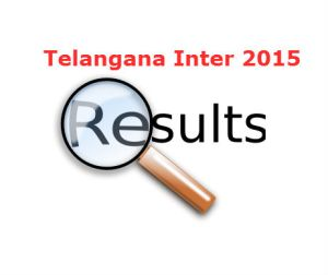 TS Inter Results 2015 - Website