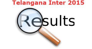 TS Inter Results 2015 - Website