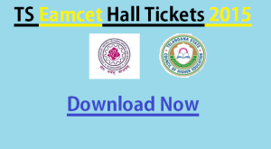 TS EAMCET 2015 - Admit cards - Official Webpage