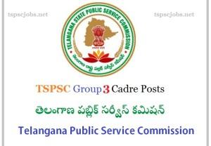 TSPSC Group 3